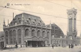 R177595 Ostende. La Gare. Bob - Cartes Postales