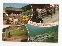 Les Lindarets Le Village Des Chèvres En Liberté - Frankreich