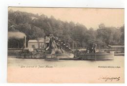 Beez-Meuse  Une Drague à Beez-Meuse 1903 - Andere