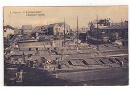 1. Boom  -  Timmerwerf  Chantier Naval 1928  TOB - Boom