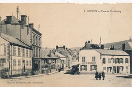 I69 - 08 - NOUZON - Ardenne - Place De Strasbourg - Blamont