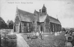 R177873 Hockerill Church. Bishops Stortford. Valentines Series - Cartes Postales