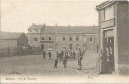 Quiévrain Place De L'Abattoir - Quiévrain