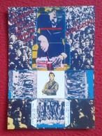 POSTAL POST CARD CARTE POSTALE MAGGIE MARGARET TATCHER POLITIC POLITICAL SATIRE SÁTIRA UNITED KINGDOM VER FOTOS Y DESCRI - Sátiras