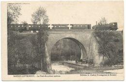 Roisin - Autreppes Le Pont De Quinze Mettre - Train à Vapeur Et Attelage - Honnelles