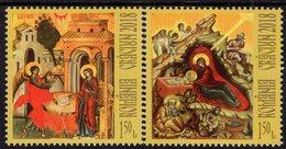 Romania - 2018 - Christmas - Mint Stamp Set - Nuevos