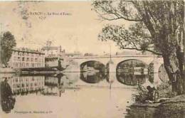 54 - Nancy - Le Pont D'Essey - Oblitération Ronde De 1928 - Etat Léger Pli Visible - Voir Scans Recto-Verso - Nancy