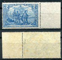 D. Reich Michel-Nr. 95BIIa Bogenrand Postfrisch - Geprüft - Deutschland