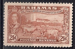 Bahamas 1948 - The 300th Anniversary Of Settlement Of Island Of Eleuthera - Bahamas (1973-...)