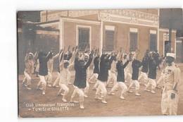 17102 CLUB GIMNASTIQUE FRANCAISE TUNISI ET GOULETTE - Ginnastica