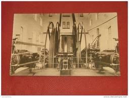 LE CHARBONNAGE - Vue De Face D'une Machine D'extraction   - - Mijnen