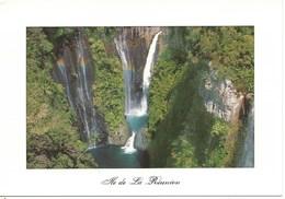 (A) : La Reunion - Cascade Sakamaka - Réunion