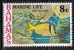 Bahamas 1977 - Marine Life - Bahamas (1973-...)