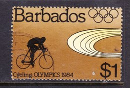 BARBADOS, USED STAMP, OBLITERÉ, SELLO USADO - Barbados (1966-...)