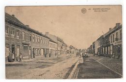 25  BOURG-LEOPOLD  Rue Du Centre 1921 - Leopoldsburg