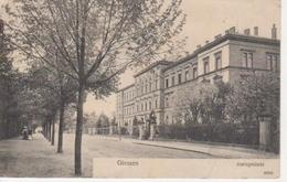 Gießen Justizgebäude Gl1918 #95.346 - Deutschland