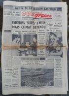 24 Heures Du Mans 1960.Tom Simpson, Tour De France.Marseille. - Newspapers