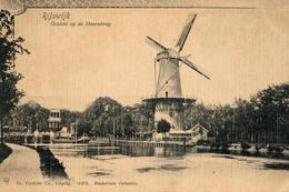 Rijswijk, Hoornbrug, Korenmolen, Windmill - Watermolens