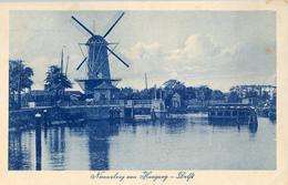 Rijswijk, Hoornbrug, Korenmolen, Windmill, Nieuwe Brug, Haagweg - Watermolens