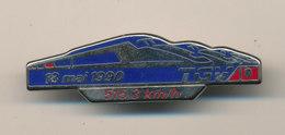 TGV  18 MAI 1990 - TGV