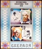 Grenada 1970 Education Year Minisheet MNH - Grenade (...-1974)