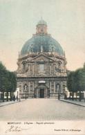 CPA - Belgique - Montaigu - L'Eglise - Façade Principale - Scherpenheuvel-Zichem