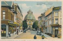CPA - Belgique - Montaigu - Rue De La Station - Scherpenheuvel-Zichem