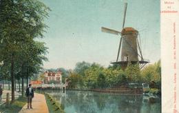 Rijswijk, Hoornbrug, Korenmolen, Windmill, Leidschendam - Watermolens