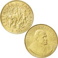 Vatican, 1989, 20 Lire, Jean-Paul II, UNC - Vatican