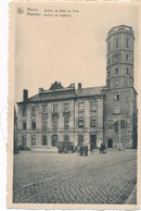 CPA - Belgique - Meenen - Menin - Beffroi Et Hôtel De Ville - Menen