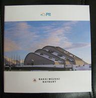 AC - TURKEY PORTFOLIO - BAKSI MUSEUM BAYBURT SPECIAL NUMBERED IMP. S/S MNH 25 FEBRUARY 2019 - 1921-... République