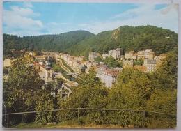 KARLOVY VARY / Carlsbad - Pohled Do Udoli Ricky Teple - Tal Des Tepla Flusses  - Czechoslovakia Vg - Repubblica Ceca