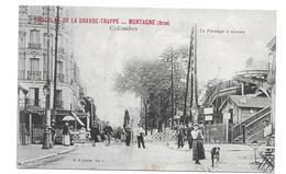 92/ HAUTS De SEINE...COLOMBES: Le Passage à Niveau - Colombes