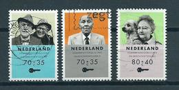 1993 Netherlands Complete Set Summer Welfare Used/gebruikt/oblitere - Periode 1980-... (Beatrix)