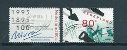 1995 Netherlands Complete Set Mixed Issue Used/gebruikt/oblitere - Periode 1980-... (Beatrix)