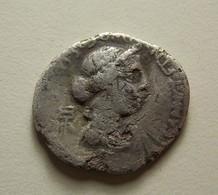 Roman Silver Coin To Identify 20mm - Roman
