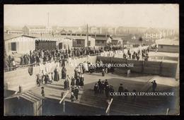 TOP LAUBAN LUBAN - 1917 CAMP DE PRISONNIERS - SOLDATS RUSSES, FRANCAIS ET CIVILS - M. TARTELIN COMITE FRANCAIS ET RUSSE - Guerre 1914-18