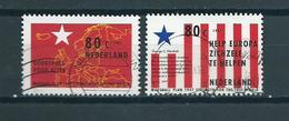 1997 Netherlands Complete Set Marshall Plan Used/gebruikt/oblitere - Periode 1980-... (Beatrix)
