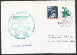 Deutschland   6. Minensuchgeschwader KM-Boot Koblenz - Schiffahrt