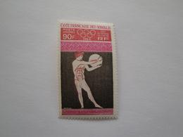1964 Côtes Des Somalis Yv PA 41 ** MNH  Sport JO De Tokyo Cote 13.00 €  Michel 362  Scott C 35  SG 482 - Côte Française Des Somalis (1894-1967)