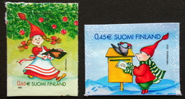 Finland 2003   MiNr.1676-77BA  MNH (**)    ( Lot  F 376) - Unused Stamps