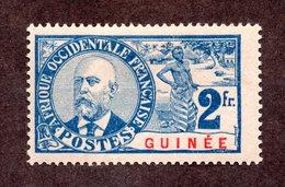 Guinée N°46 N* TB Cote 50 Euros !!! - Guinée Française (1892-1944)