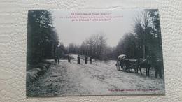 B3/ Le Col De La CHIPOTTE à La Croisée Des Routes,surnommé Par Les Allemands. Le Col De La Mort - Other Municipalities