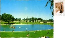 AUSTRALIA  SA  NARACOORTE  Swimming Lake  Nice Stamp - Australia