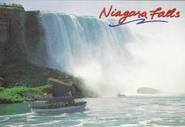 CP  - Chutes Du Niagara -  Ontario - Non Ecrite - Chutes Du Niagara