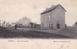 119 Oreye Gare Du Vicinal - Oreye
