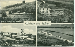 Elten 1963; Grüsse Aus Elten - Gelaufen. (G.J. Timmerman - Arnhem) - Emmerich