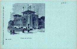 CPA PARIS EXPO 1900 Palais De La Perse (709808) - Expositions