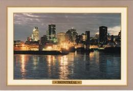 CP  -  Montreal -  Quebec - Non Ecrite - Montreal