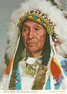 CP  - Chief Pius Kiasowatum - Non Ecrite - Canada